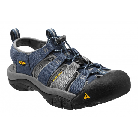 Сандалии KEEN Newport H2 | Midnight Navy/Neutral Gray | Вид 1