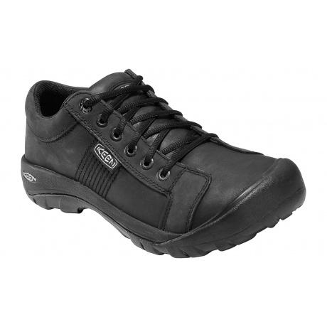 Ботинки KEEN  Austin | Black | Вид 1