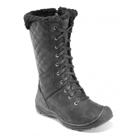 Сапоги женские KEEN Crested Butte High Boot S | Black | Вид 1