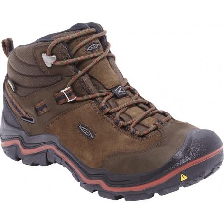Ботинки KEEN Wanderer MID WP M | Cascade Brown/Dark Earth | Вид 1