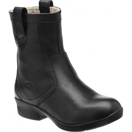 Сапоги женские KEEN Tyretread Ankle W | Black | Вид 1
