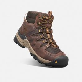 Ботинки Gypsum II Mid WP M | Coffe Bean/Bronze Mist | Вид 1
