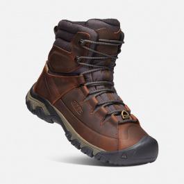 Ботинки KEEN Targhee Lace Boot High M | Cocoa/Mulch | Вид 1