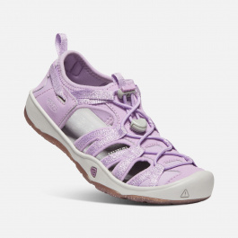 Сандалии подростковые KEEN Moxie Sandal Y | Lupine/Vapor | Вид 1