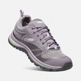 Кроссовки женские KEEN Terradora WP W | Shark/Lavender Grey | Вид 1
