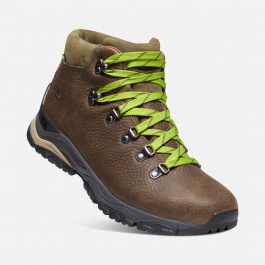 Ботинки мужские KEEN FELDBERG APX WP LIMITED M | In The Woods Green | Вид 1