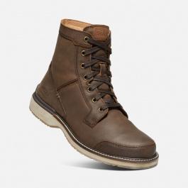 Ботинки мужские KEEN EASTIN BOOT M | Veg Brown | Вид 1