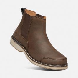 Ботинки мужские KEEN EASTIN CHELSEA M | Veg Brown | Вид 1