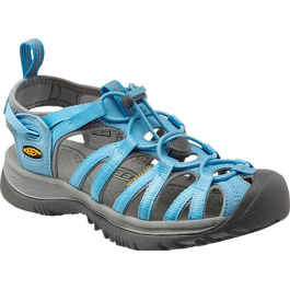 Сандалии женские KEEN Whisper | Alaskan Blue/Neutral Gray | Вид 1