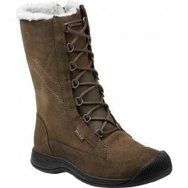 Сапоги женские KEEN Reisen Winter Lace WP | Cascade Brown | Вид 1