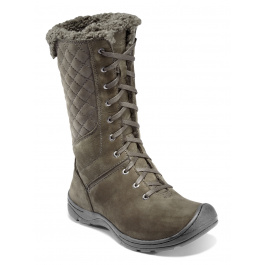 Сапоги женские KEEN Crested Butte High Boot S | Black Olive | Вид 1